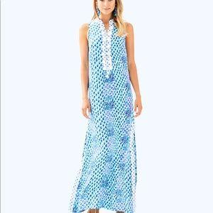 Lilly Pulitzer NWT 💕maxi dress sz 6